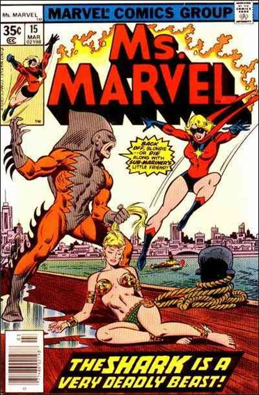 Ms. Marvel (1977) 15-A by Marvel