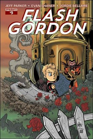 Flash Gordon (2014) 5-C