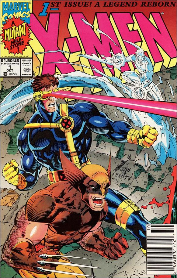 X-Men (1991) 1-C by Marvel