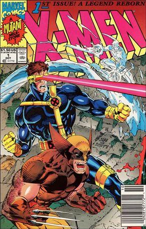 X-Men (1991) 1-C