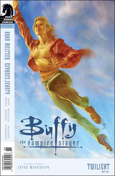 Buffy the Vampire Slayer Season Eight 32-A by Dark Horse