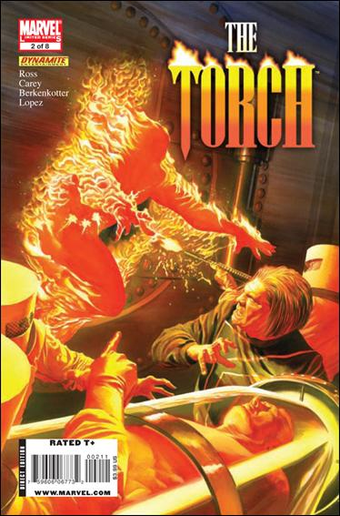 Torch 2-A by Marvel
