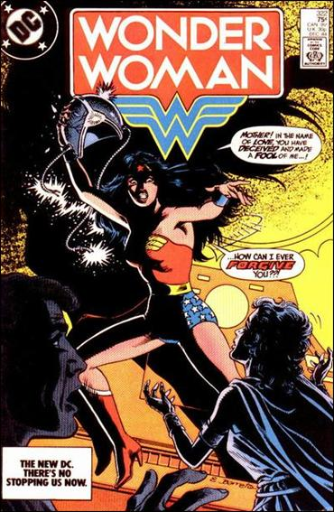 Wonder Woman (1942) 322-A by DC