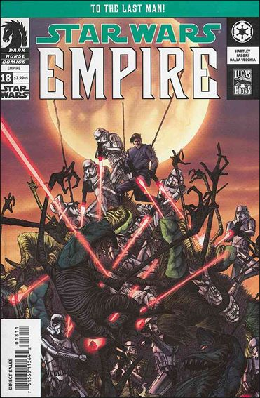 Star Wars: Empire 18-A by Dark Horse