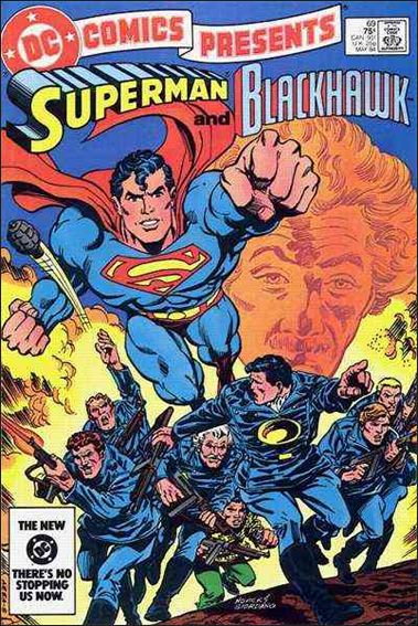 DC Comics Presents (1978) 69-A by DC