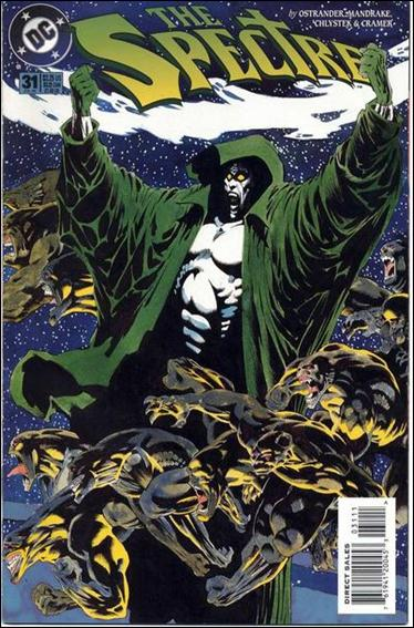 Spectre (1992) 31-A by DC