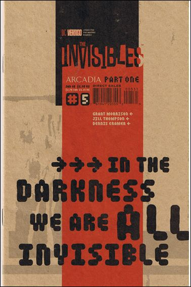 Invisibles (1994) 5-B by Vertigo