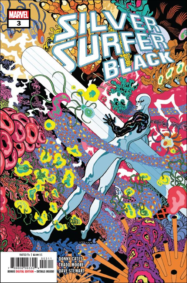 Silver Surfer: Black 3-A by Marvel