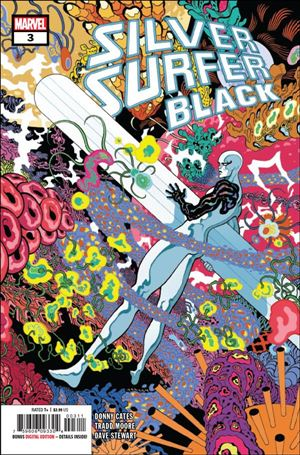 Silver Surfer: Black 3-A