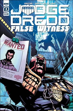 Judge Dredd: False Witness 3-A