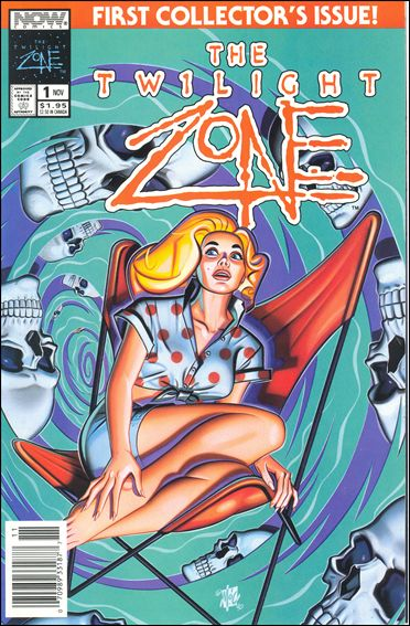 Twilight Zone (1991) 1-B by Now Comics
