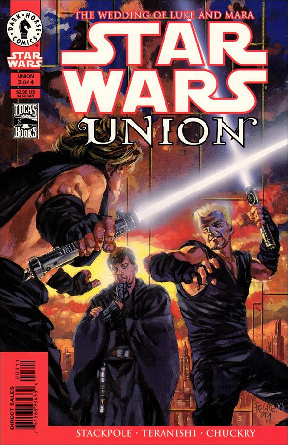 Star Wars: Union 3-A by Dark Horse