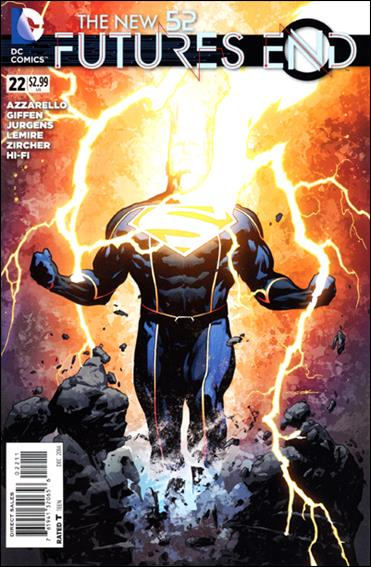 New 52: Futures End  22-A by DC