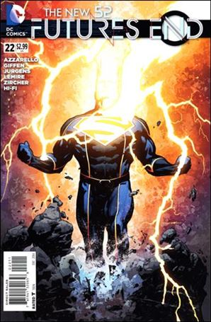 New 52: Futures End  22-A