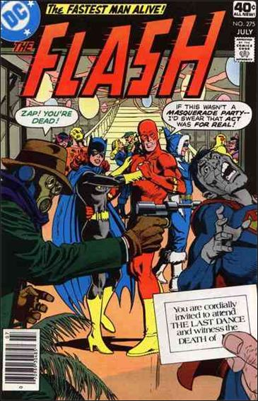 Flash (1959) 275-A by DC
