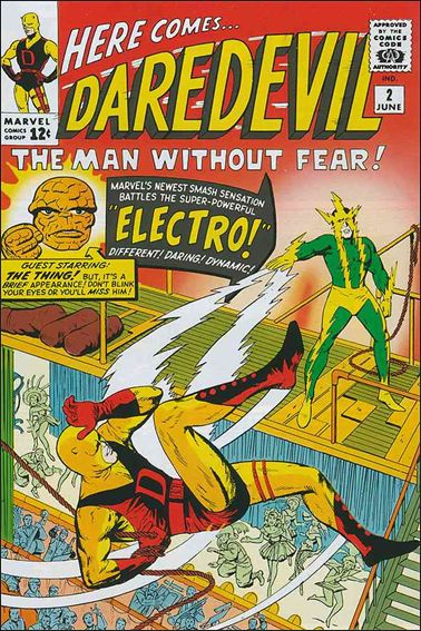 Daredevil (1964) 2-A by Marvel