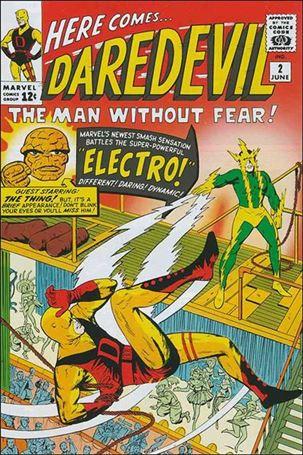 Daredevil (1964) 2-A