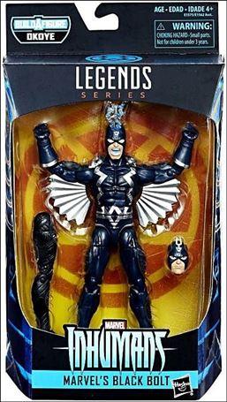 Marvel Legends Infinite: Black Panther (Okoye Series) Marvel's Black Bolt