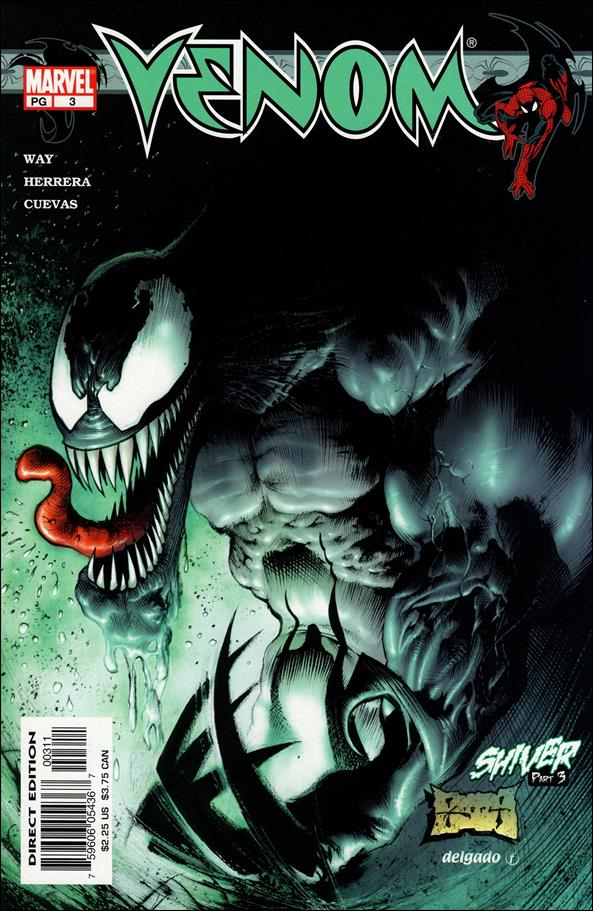 Venom (2003) 3-A by Marvel