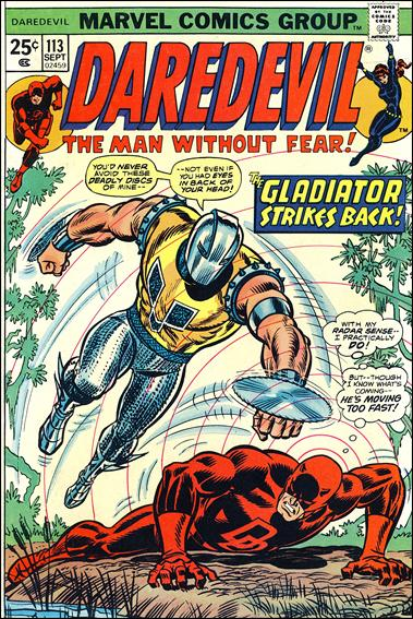 Daredevil (1964) 113-A by Marvel