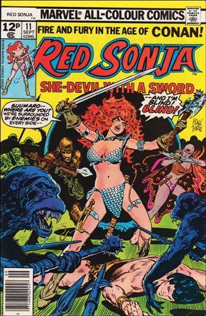 Red Sonja (1977) 11-B