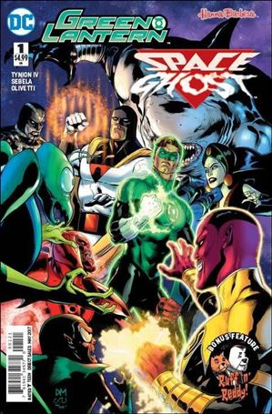 Green Lantern/Space Ghost Special 1-B
