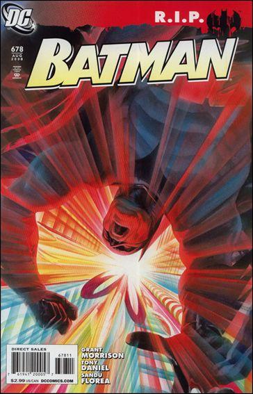 Batman (1940) 678-A by DC