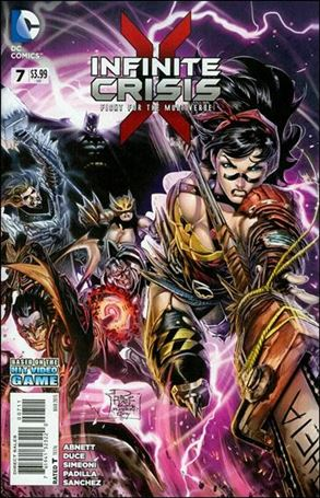 Infinite Crisis: Fight for the Multiverse 7-A
