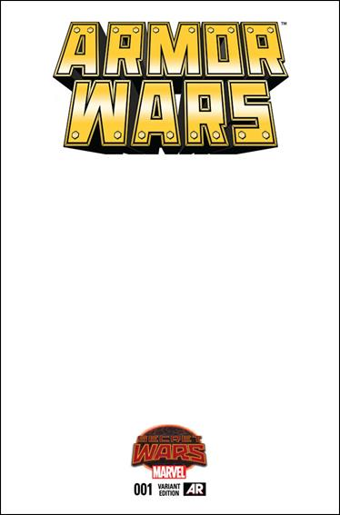 Armor Wars 1-H by Marvel