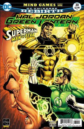 Hal Jordan and the Green Lantern Corps 30-A