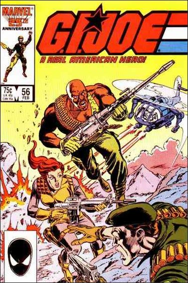 G.I. Joe: A Real American Hero 56-A by IDW