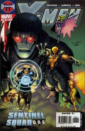 X-Men (1991) 179-A