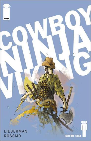Cowboy Ninja Viking 1-A by Image