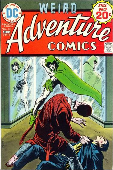 Adventure Comics (1938) 434-A by DC