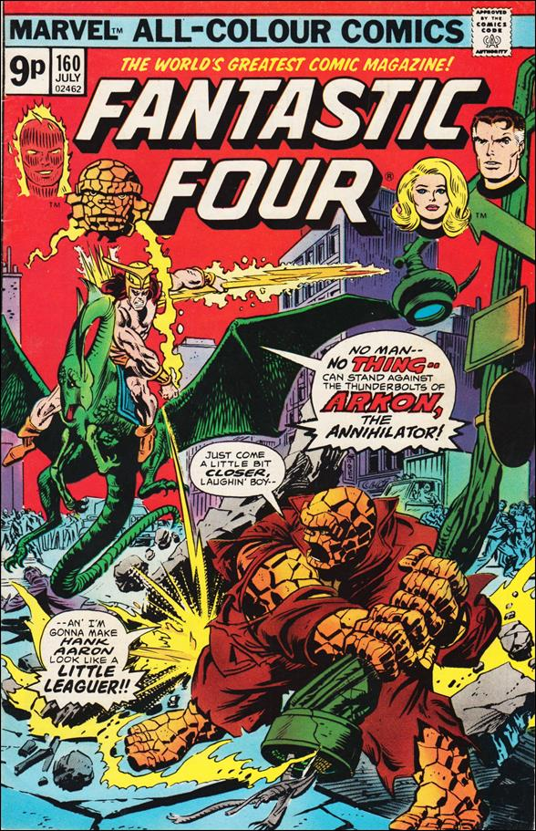 Fantastic Four (1961) 160-B by Marvel