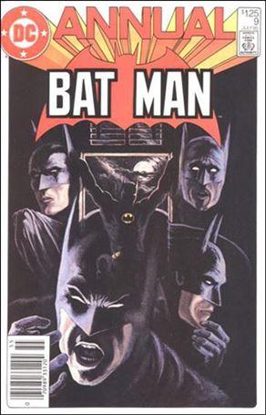 Batman Annual (1961) 9-A