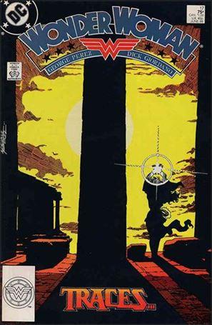 Wonder Woman (1987) 17-A