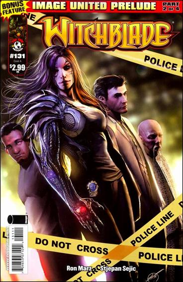 Witchblade 131-A by Top Cow