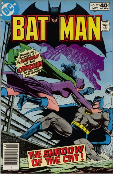 Batman (1940) 323-A by DC