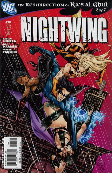 Nightwing (1996) 138-A by DC