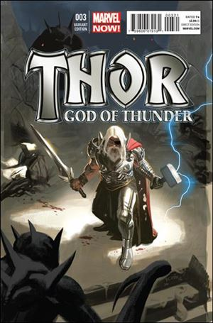 Thor: God of Thunder 3-B
