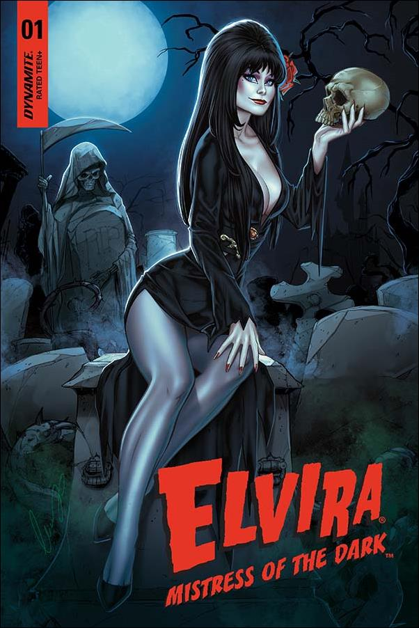 Elvira, Mistress of the Dark (2018) 1-M by Dynamite Entertainment