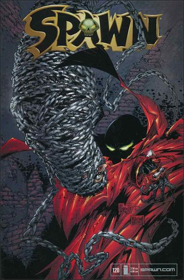 Spawn 120-A by Image