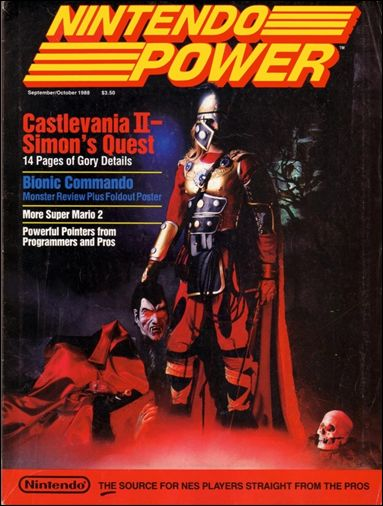 Nintendo Power 2-A by Future Publishing