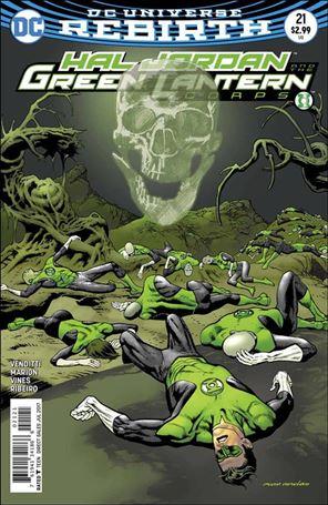 Hal Jordan and the Green Lantern Corps 21-B