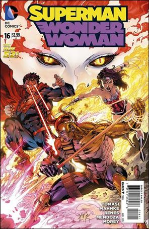 Superman/Wonder Woman 16-A
