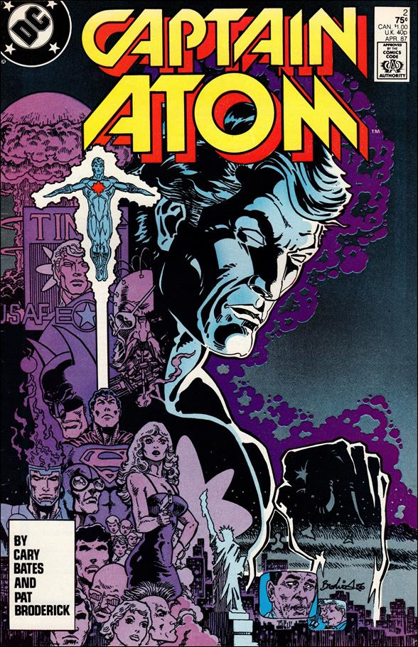 Captain Atom (1987) 2-A by DC