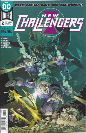New Challengers 2-A