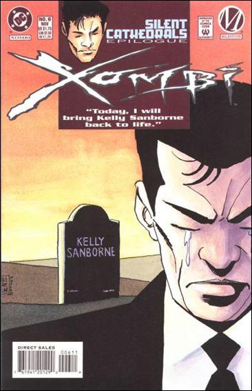 Xombi (1994) 6-A by Milestone
