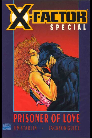 X-Factor: Prisoner of Love 1-A by Marvel